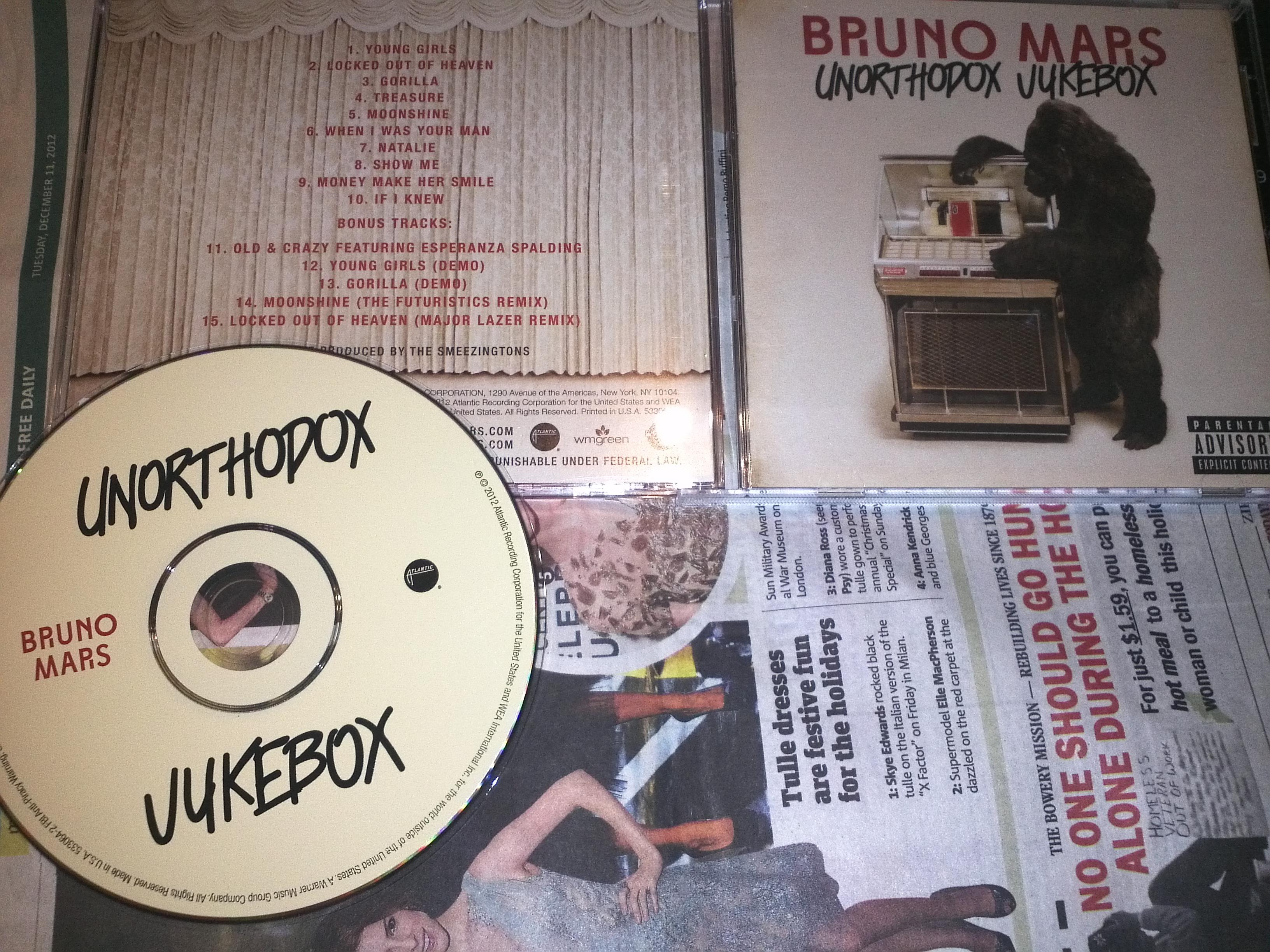 music review  bruno mars  u2013 unorthodox jukebox  u00ab moefoya